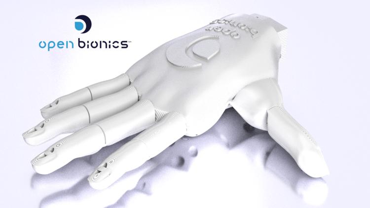 Open Bionics – funkční robotické protézy