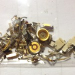 Recyklace zlata z mobilu