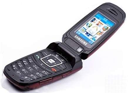 Zlato v mobilech III – Samsung Z230