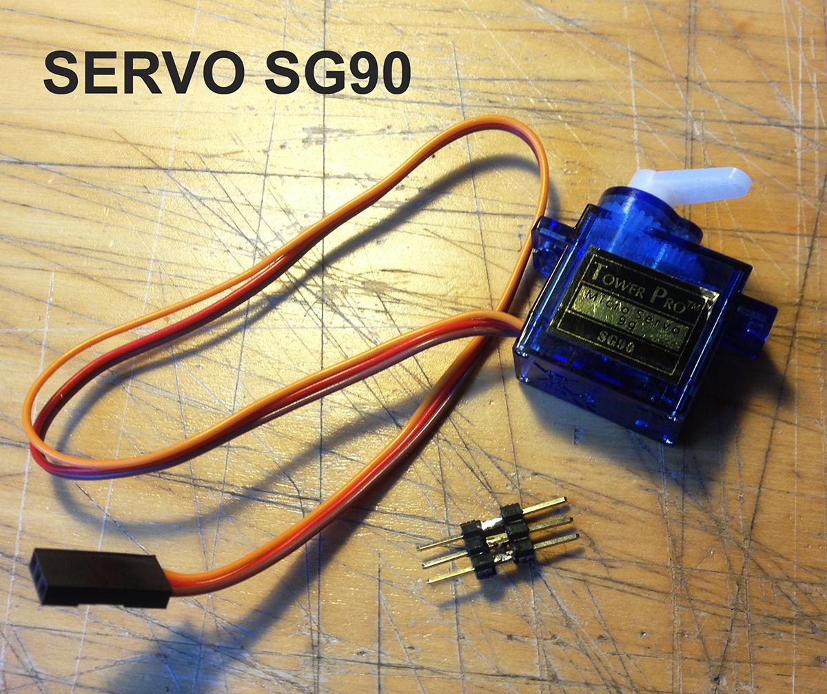 Servo SG-90