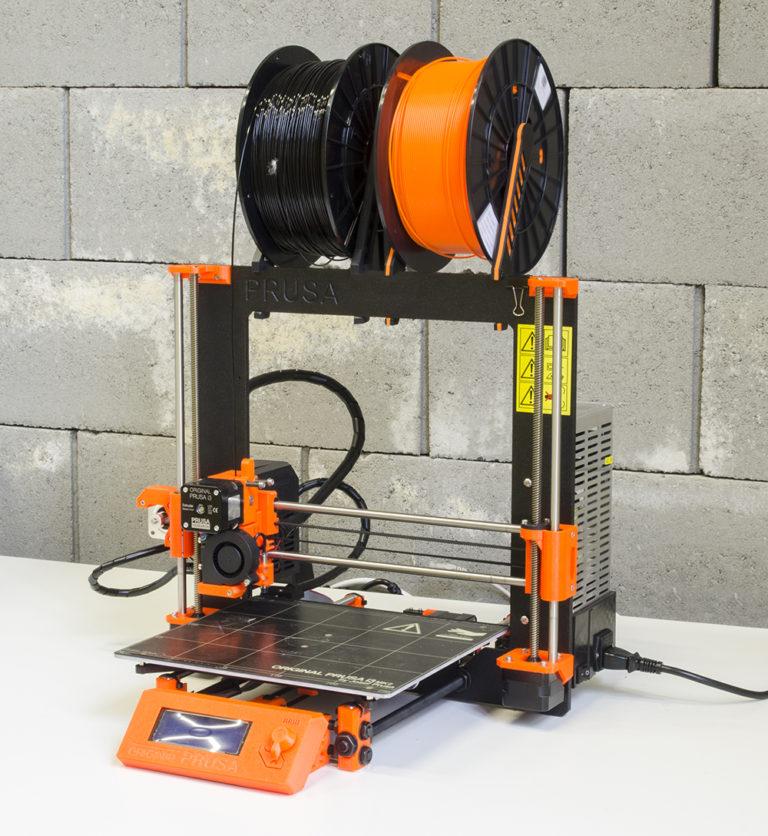 3D tisk od nápadu k hotovému modelu